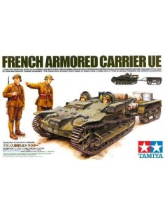 FRENCH ARMORED CARRIER...