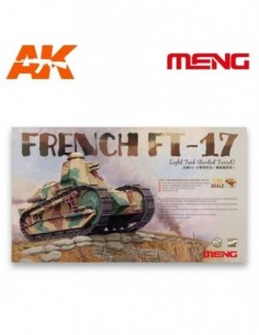 1-35 FRENCH FT-17 LIGHT...