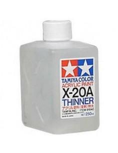 THINNER X-20A 250ML
