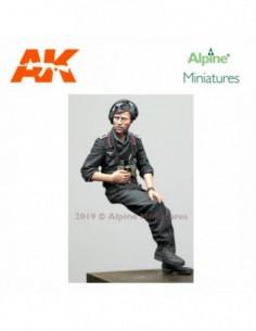 ALPINE MINIATURES - GERMAN...