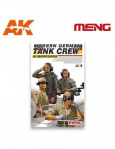 1-35 MODERN GERMAN TANK CREW