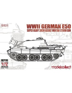 WWII GERMAN E-50 SUPER...