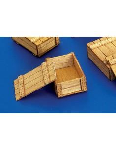 Cajas  de madera II