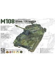 M108 SELF-PROPELLED...