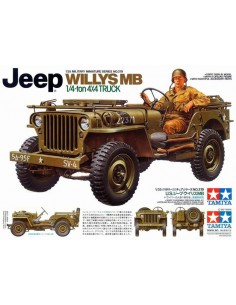 Jeep Willys MB 1/4 Ton