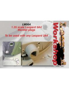 LW004 - LEOPARD 2 MANTLET...
