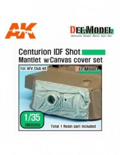CENTURION IDF SHOT MANTLET...