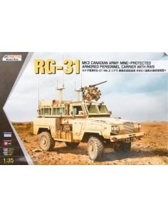 RG-31 MK3 CANADA ARMY W/ CROWS