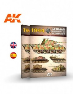 1944 GERMAN ARMOUR IN...