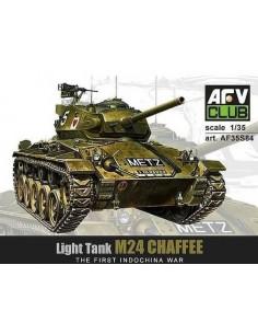 M-24 CHAFFEE INDOCHINA WAR