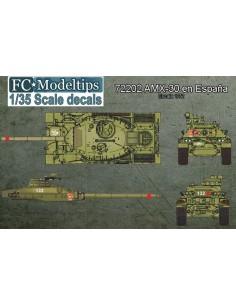 CALCAS PARA LOS AMX-30 EN...