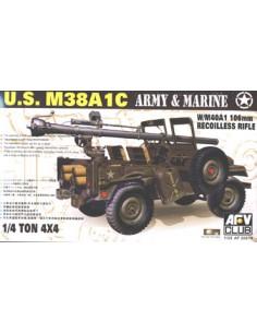 M38A1C w/ M40A1  106mm