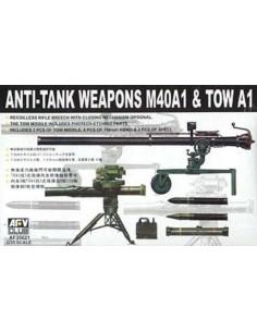 ANTI TANK WEAPONS M40A1 &...