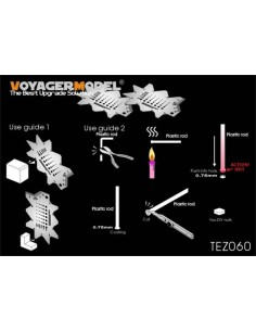TEZ060 - CHAMFER SCRAPER...