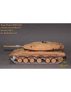 MM35166 - 120 MM  BARREL...