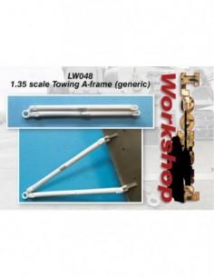 LW048 - Bastidor de remolque