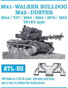 Cadenas para M41 WALKER...