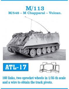 Cadenas para M-113 M-548,...