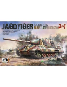 Jagdtiger Early/Late 2in1