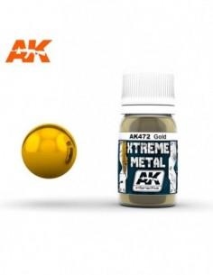 XTREME METAL GOLD 30ML