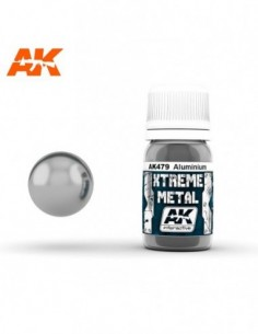 XTREME METAL ALUMINIUM 30ML