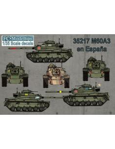 CALCAS PARA LOS M60 A3 TTS...