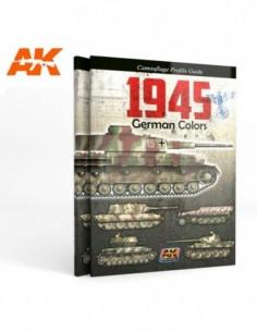 1945 GERMAN COLORS....