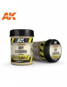 TERRAINS DRY GROUND 250ML