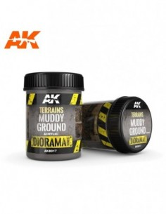 TERRAINS MUDDY GROUND 250ML