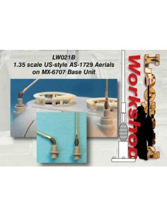 LW021B - ANTENAS  ABATIBLES...