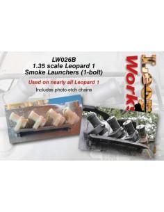 LW026B - LANZABOTES WEGMAN...