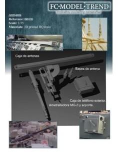 SET CONVERSION AMX-30 E