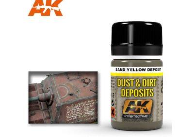 Esmalte Sand Yellow Ref. AK4061